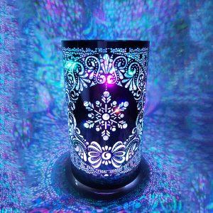 Table Lamp Snowflake